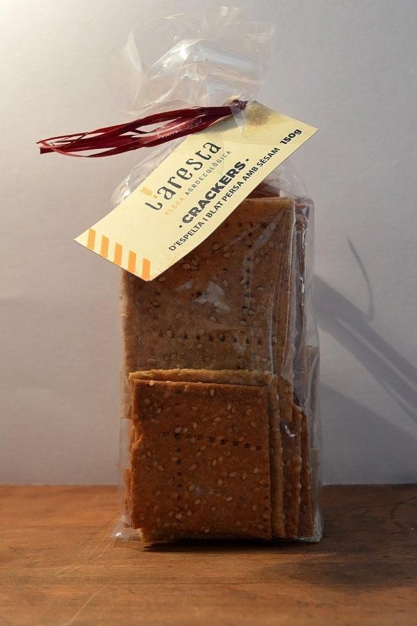 Crackers d'espelta